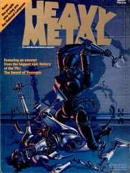 Heavy Metal Vol.1 #1-13 Complete