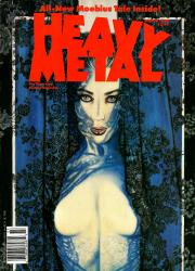 Heavy Metal Vol.14 #1-6 Complete