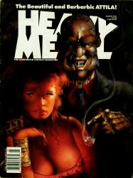 Heavy Metal Vol.15 #1-6 Complete