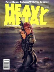 Heavy Metal Vol.16 #1-6 + Special Complete