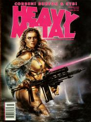 Heavy Metal Vol.18 #1-6 + Specials Complete