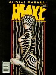 Heavy Metal Vol.19 #1-6 + Specials Complete