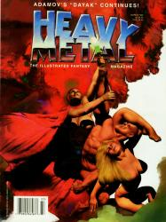 Heavy Metal Vol.20 #1-6 + Specials Complete