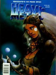 Heavy Metal Vol.21 #1-6 + Specials Complete