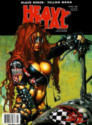 Heavy Metal Vol.22 #1-6 + Specilas Complete