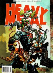 Heavy Metal Vol.23 #1-6 + Specilas Complete