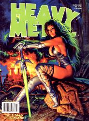 Heavy Metal Vol.24 #1-6 + Specilas Complete