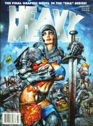 Heavy Metal Vol.25 #1-6 + Specilas Complete