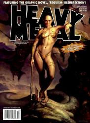 Heavy Metal Vol.27 #1-6 + Specilas Complete