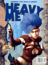 Heavy Metal Vol.28 #1-6 + Specilas Complete