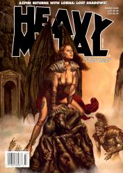 Heavy Metal Vol.30 #1-6 + Specilas Complete