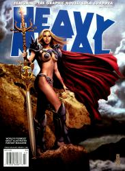 Heavy Metal Vol.32 #1-9 + Specilas