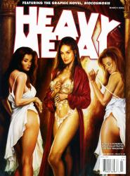 Heavy Metal Vol.33 #1-9