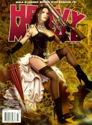 Heavy Metal Vol.34 #1-9 Complete