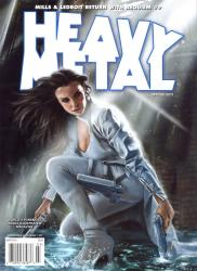 Heavy Metal Vol.35 #1-8 + Specila