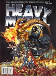 Heavy Metal Vol.36 #1