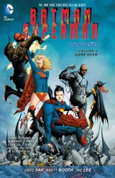 Batman - Superman Vol.2 - Game Over