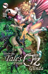 Grimm Fairy Tales Presents Tales From Oz #04