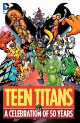 Teen Titans - A Celebration of 50 Years