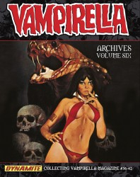 Vampirella Archives (Volume 6)