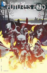 The New 52 – Futures End #31