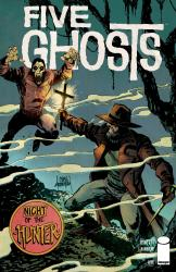Five Ghosts #14