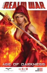 Grimm Fairy Tales Presents Realm War #05