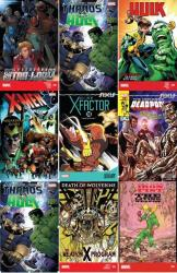 Collection Marvel (03.12.2014, week 48)