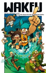 WAKFU Manga Vol.1 - The Quest for the Six Eliatrope Dofus