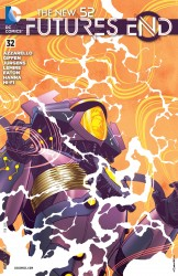 The New 52 – Futures End #32