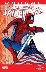 Amazing Spider-Man Annual #01