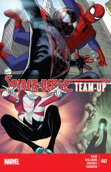 Spider-Verse Team-Up #02