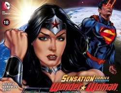 Sensation Comics Featuring Wonder Woman #18