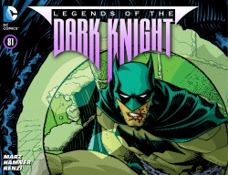 Legends of the Dark Knight #81