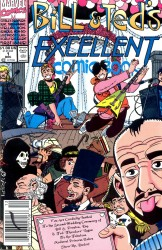 Bill and Ted's Excellent Comic Book #01-12 Complete