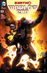 Earth 2 - World's End #11