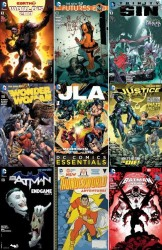 Collection DC - The New 52 (17.12.2014, week 50)