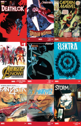 Download Collection Marvel (17.12.2014, week 50)