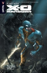 Download X-O Manowar Vol.3 - Planet Death