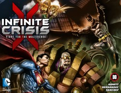 Download Infinite Crisis - Fight for the Multiverse #30