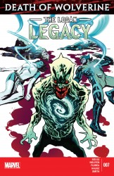 Death of Wolverine - The Logan Legacy #07