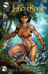 Grimm Fairy Tales Presents Jungle Book Fall Of The Wild #01