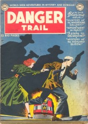 Danger Trail (Volume 1) 1-5 series