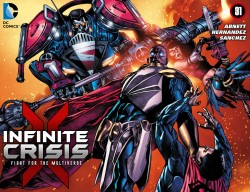 Infinite Crisis - Fight for the Multiverse #31