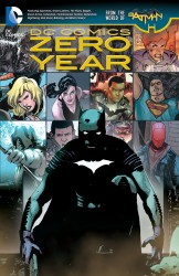 DC Comics - Zero Year