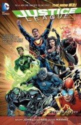 Justice League Vol.5 - Forever Heroes