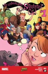 The Unbeatable Squirrel Girl #01
