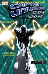 Captain Universe #05 - Silver Surfer