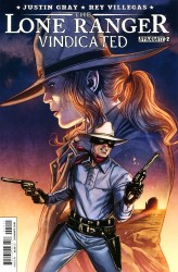The Lone Ranger - Vindicated #2