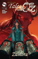 Grimm Fairy Tales Presents Tales From Oz #06